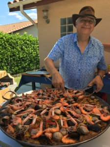 traiteur gradignan joel castano paella